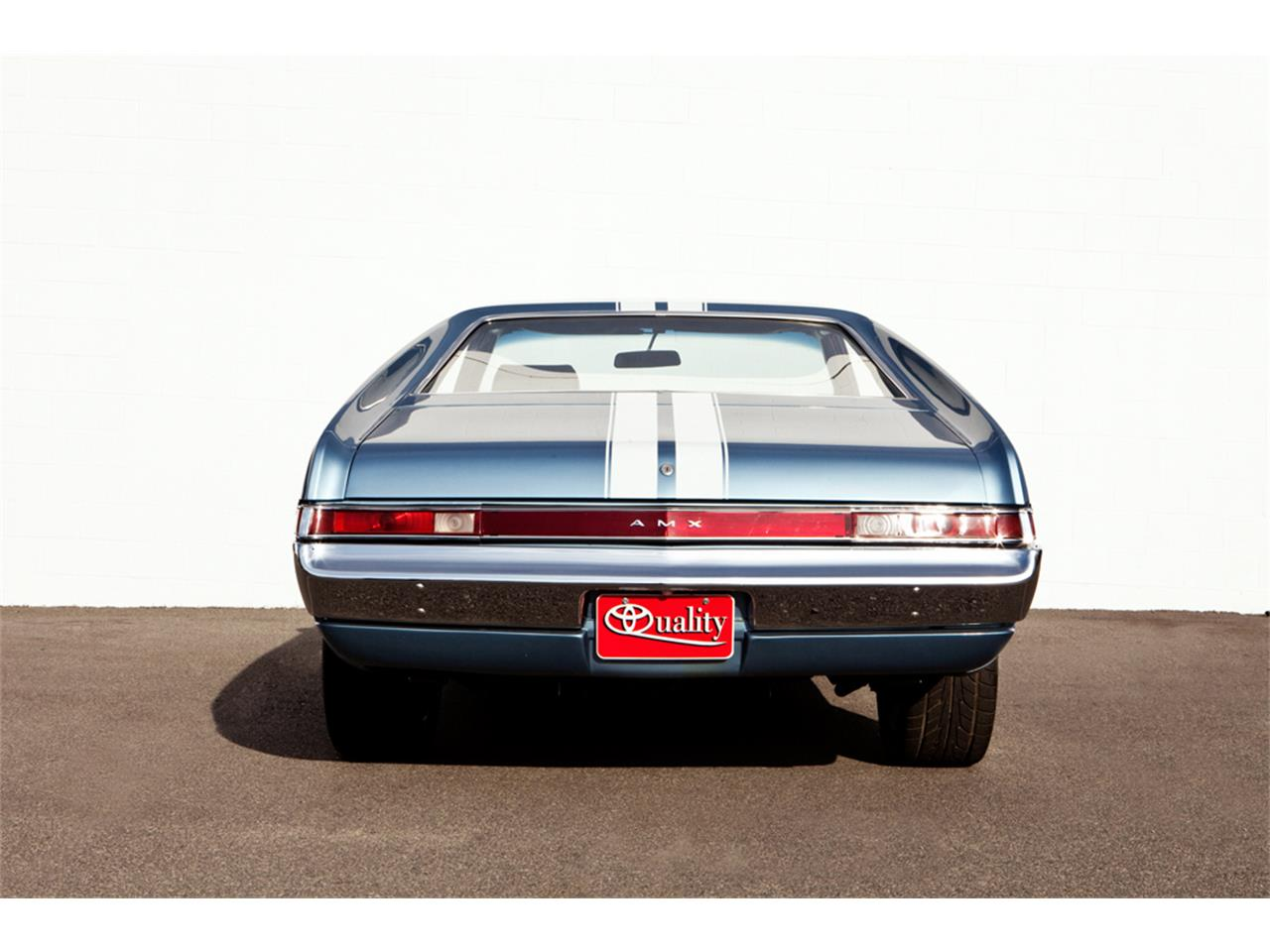Large Picture of Classic 1969 AMX Offered by Gordon Holdings - N025