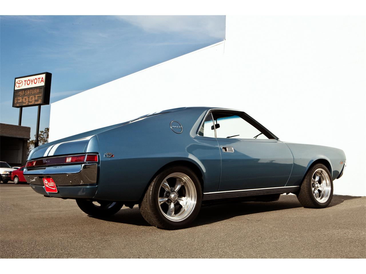 Large Picture of '69 AMC AMX - N025