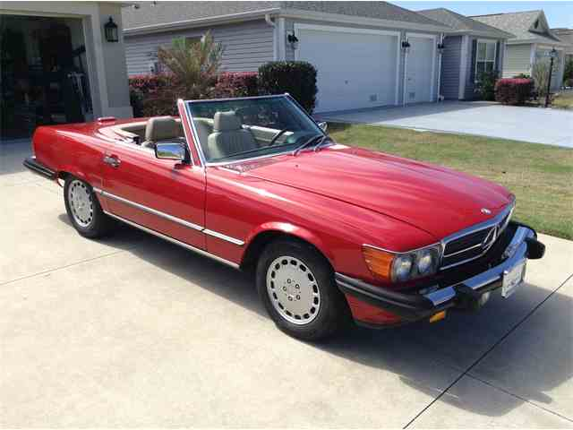 Picture of '89 560SL - N02A