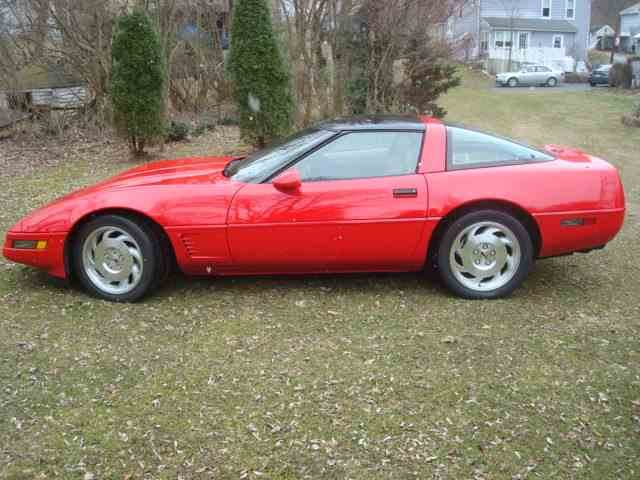 Picture of '96 Corvette - N02B