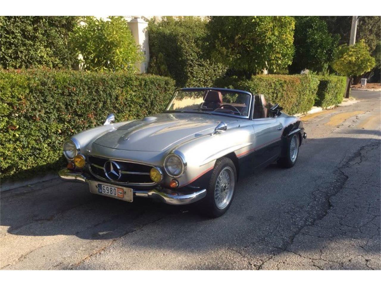 For Sale: 1962 Mercedes Benz 190SL In Athens, Attica