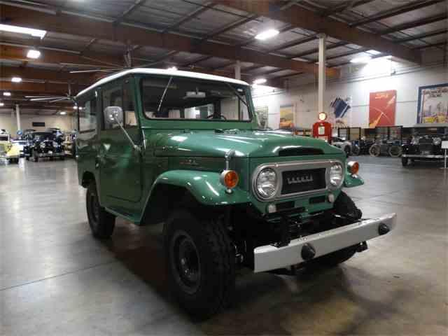 Picture of 1967 Toyota Land Cruiser FJ located in Costa Mesa California - $67,800.00 - N02M