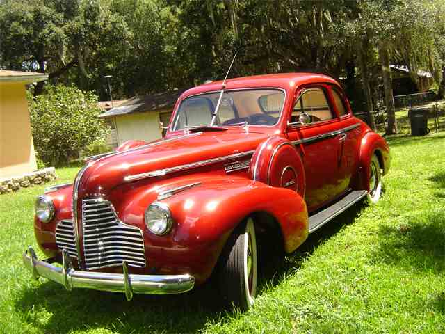 Picture of Classic 1940 Special located in FLORIDA Offered by a Private Seller - N02R