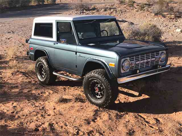 Picture of 1976 Bronco - $59,000.00 Offered by a Private Seller - N034