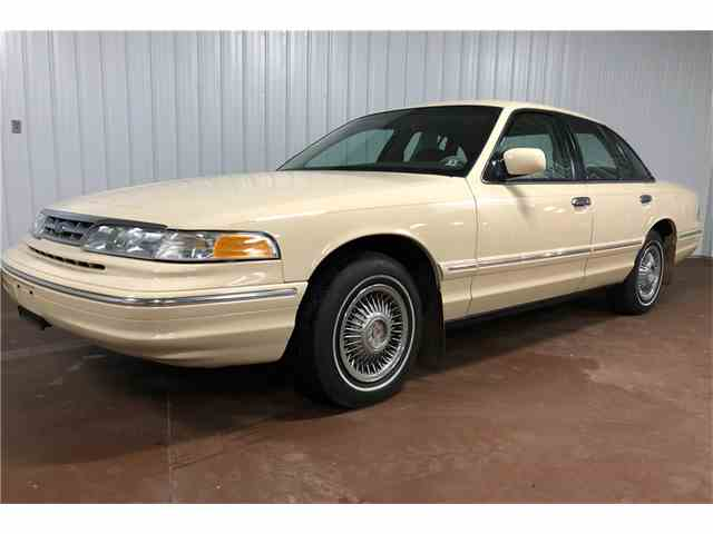 Picture of '97 Crown Victoria - N03A