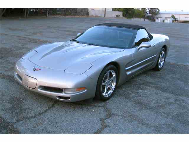 Picture of '02 Corvette - N03E