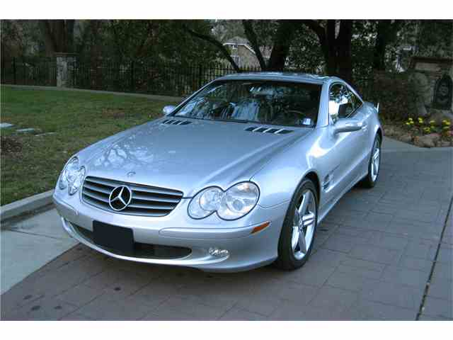 Picture of '04 SL500 - N03L