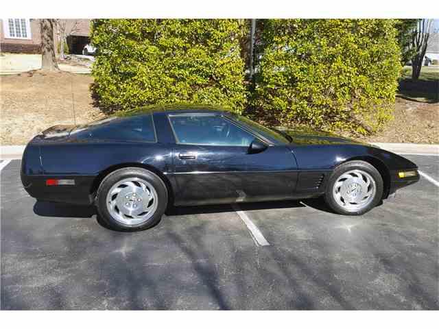 Picture of '96 Corvette - N03O