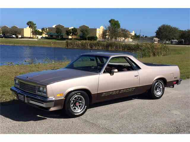 Picture of '83 El Camino - N03T