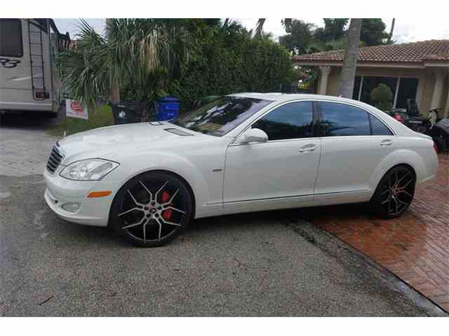 Picture of '08 Mercedes-Benz S550 located in West Palm Beach Florida - N03U