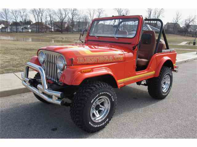 Picture of '81 CJ5 - N03W