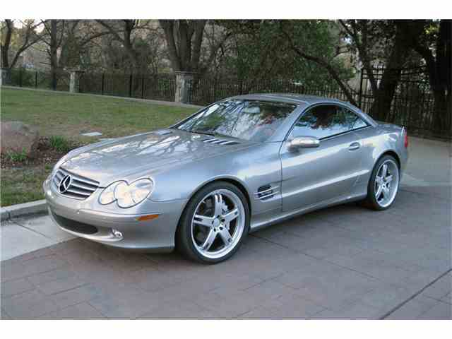 Picture of '06 SL600 - N03X