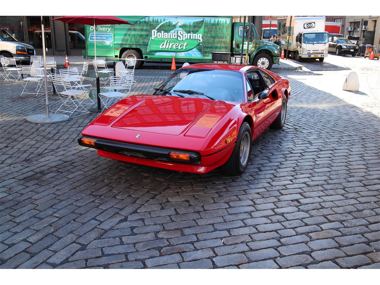 Large Picture of 1979 Ferrari 308 located in New York New York Auction Vehicle - MXV7