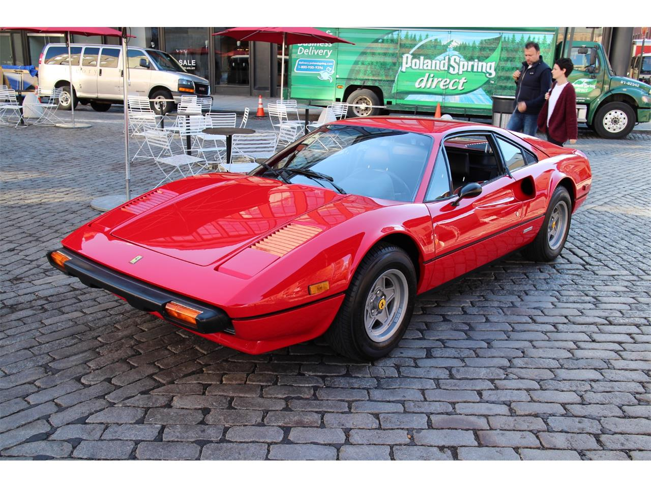 Large Picture of 1979 Ferrari 308 Auction Vehicle Offered by Cooper Classics - MXV7