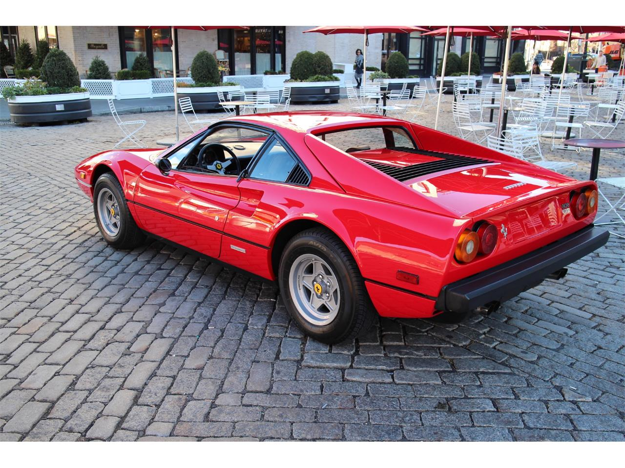 Large Picture of '79 308 located in New York New York Auction Vehicle Offered by Cooper Classics - MXV7
