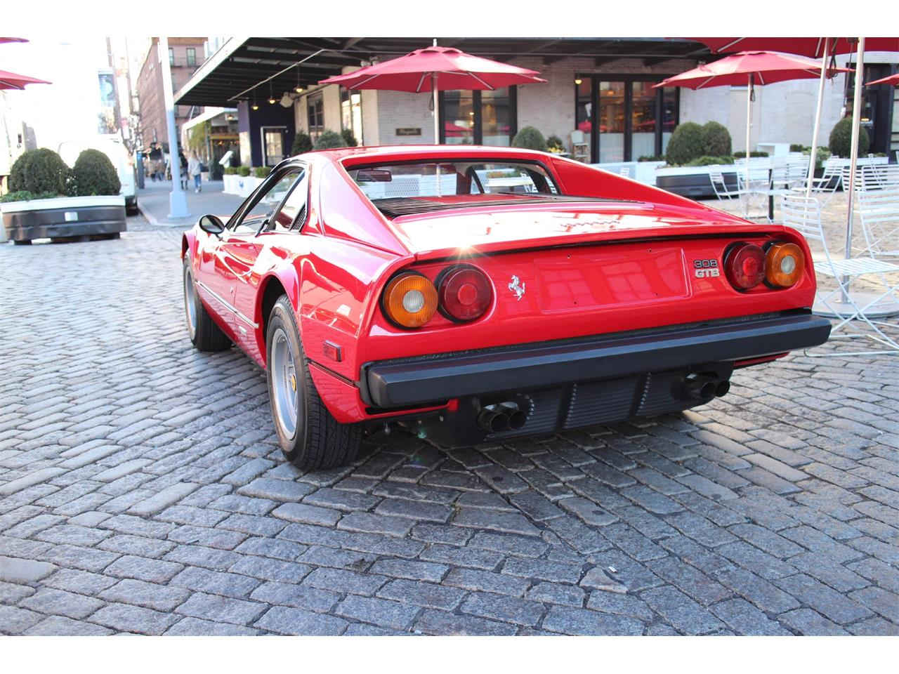 Large Picture of 1979 Ferrari 308 located in New York New York Offered by Cooper Classics - MXV7