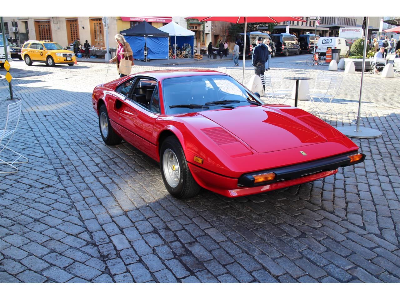 Large Picture of '79 Ferrari 308 located in New York New York Offered by Cooper Classics - MXV7