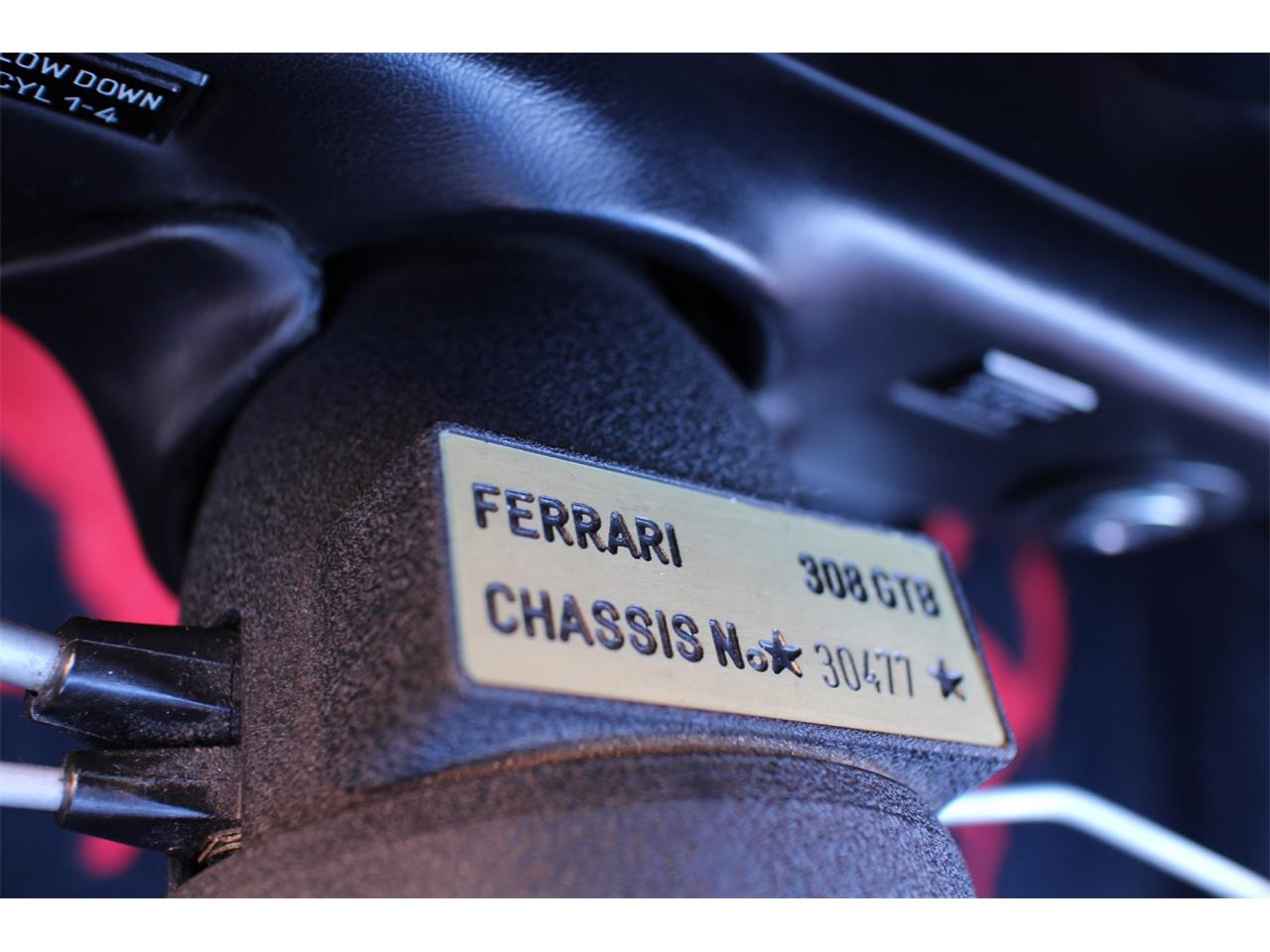 Large Picture of 1979 Ferrari 308 located in New York New York - MXV7