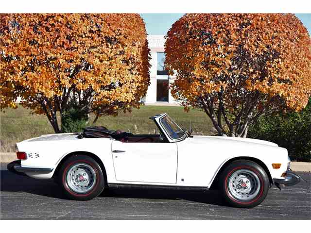 Picture of '74 TR6 - N03Z