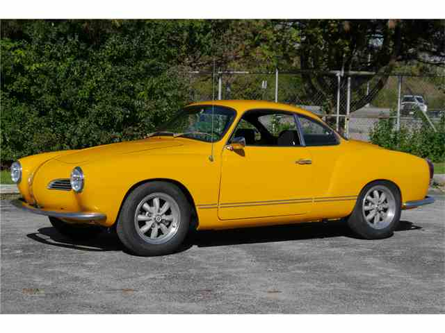 Picture of '70 Karmann Ghia - N040