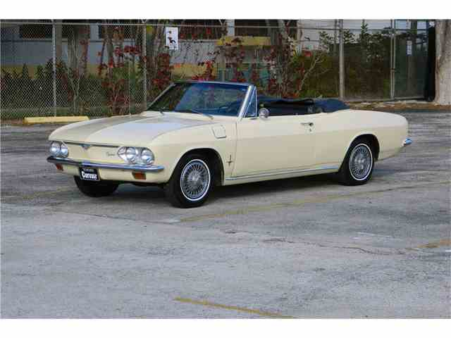 Picture of '66 Corvair - N04A