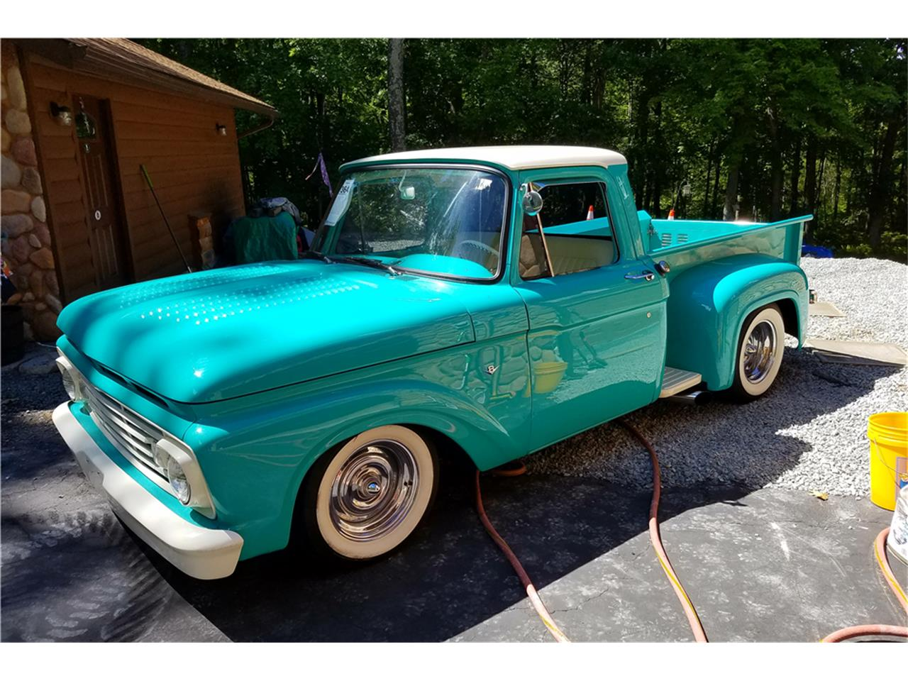 1964 Ford F100 For Sale Cc 1073270 Pickup Large Picture Of Located In Florida N052