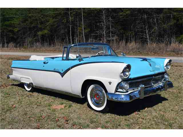 Picture of '55 Sunliner - N055