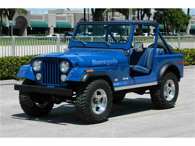 Picture of '79 CJ7 - N05A