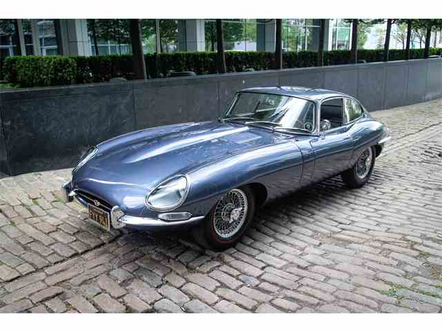Picture of '62 Jaguar XKE - MXVC