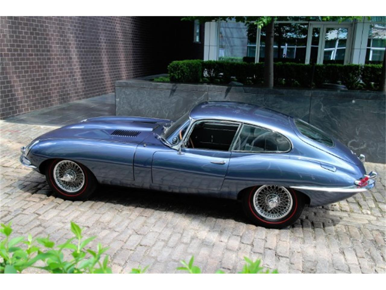Large Picture of Classic '62 XKE located in New York New York Offered by Cooper Classics - MXVC