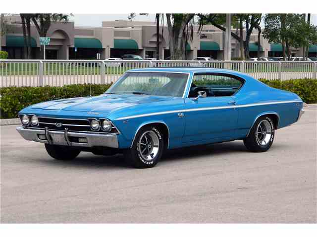 Picture of '69 Chevelle - N05D