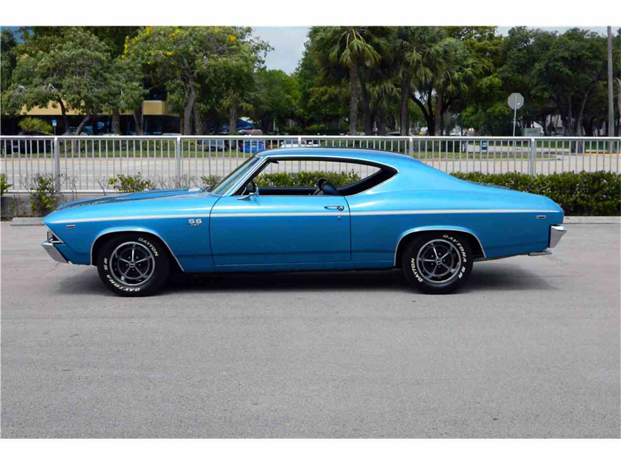 1969 chevrolet chevelle for sale cc 1073281. Black Bedroom Furniture Sets. Home Design Ideas