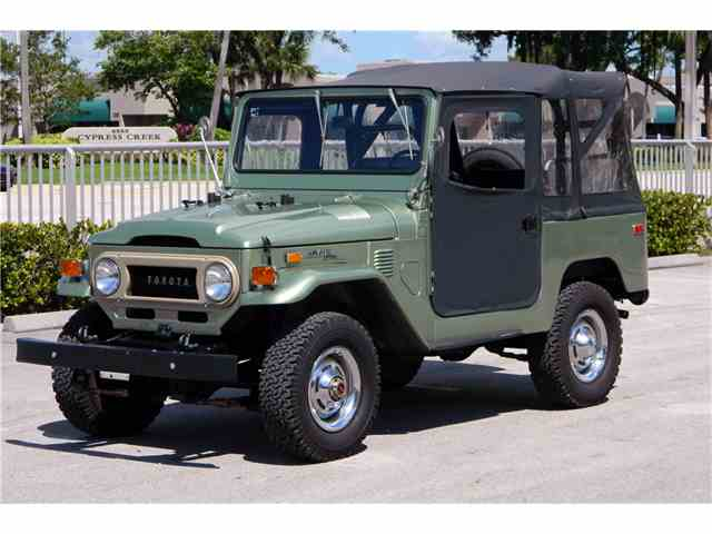 Picture of '72 Land Cruiser FJ - N05F