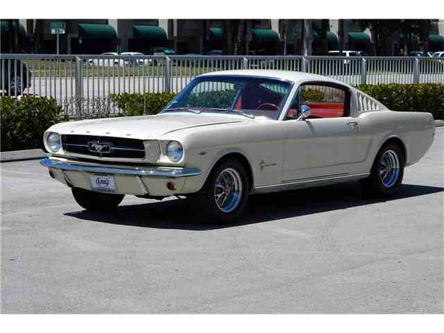Picture of '65 Mustang - N05K
