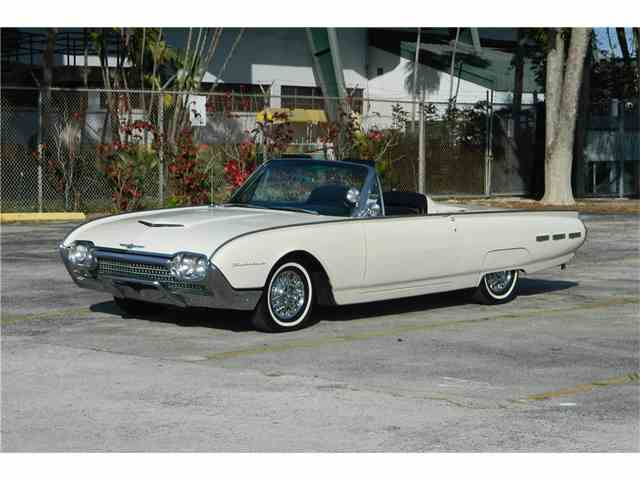 Picture of '62 Thunderbird - N05L