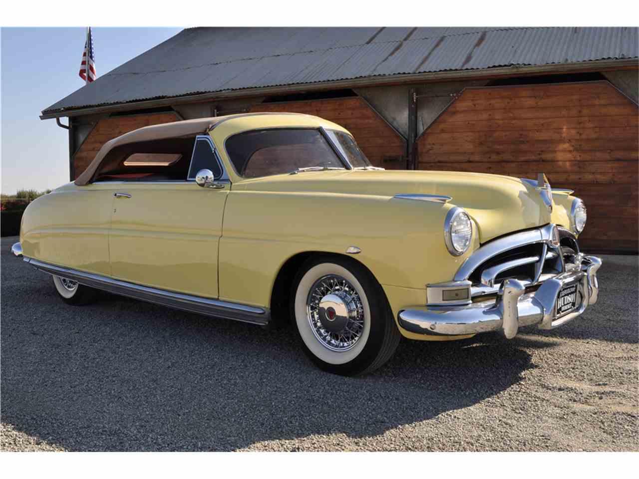 1951 Hudson Hornet for Sale   ClassicCars.com   CC-1073293