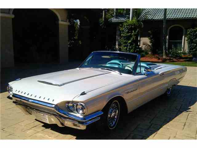 Picture of '64 Thunderbird - N064
