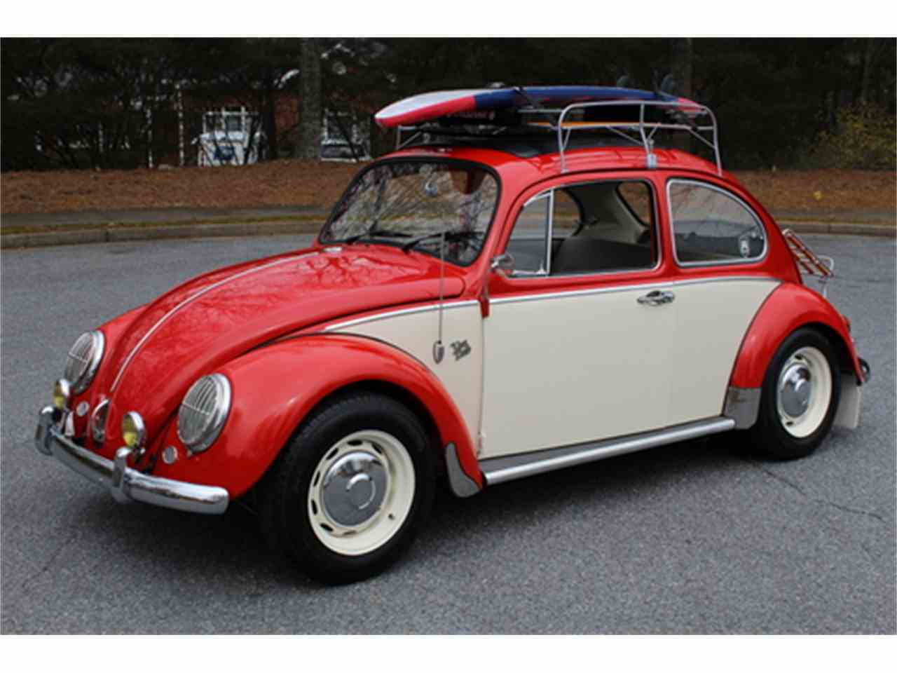 1966 Volkswagen Beetle for Sale | ClicCars.com | CC-1070331