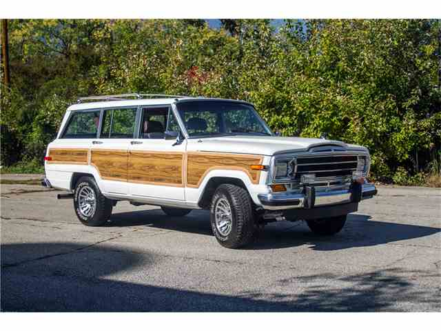 Picture of '89 Grand Wagoneer - N06C