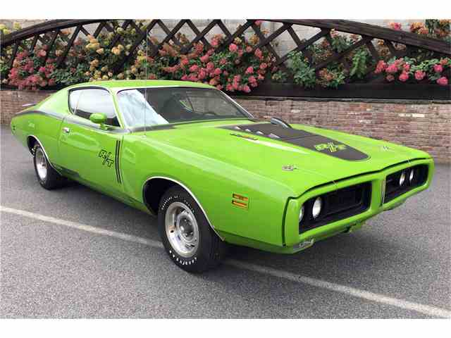 Picture of Classic '71 Dodge Charger R/T Offered by Barrett-Jackson Auctions - N06I