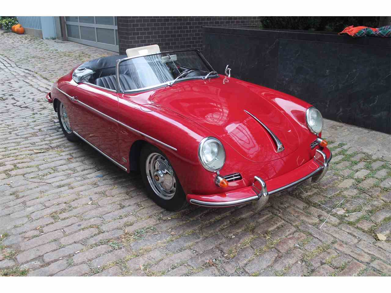 1962 Porsche 356B for Sale | ClicCars.com | CC-1070333