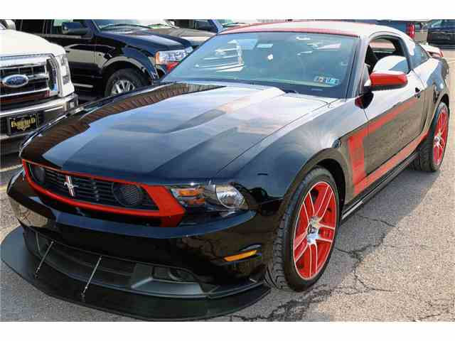 Picture of '12 Mustang Boss 302 - N070