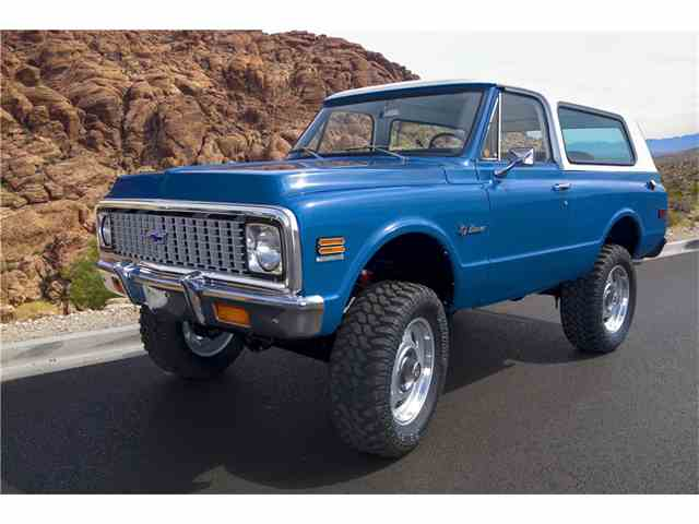 Picture of '71 Blazer - N075