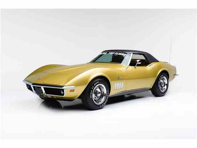 Picture of '69 Corvette located in Florida Offered by Barrett-Jackson Auctions - N07A