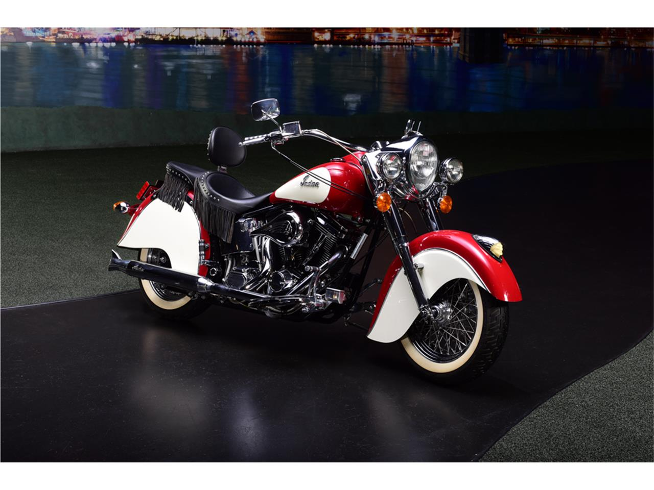 Large Picture Of 1999 Chief Offered By Barrett Jackson Auctions