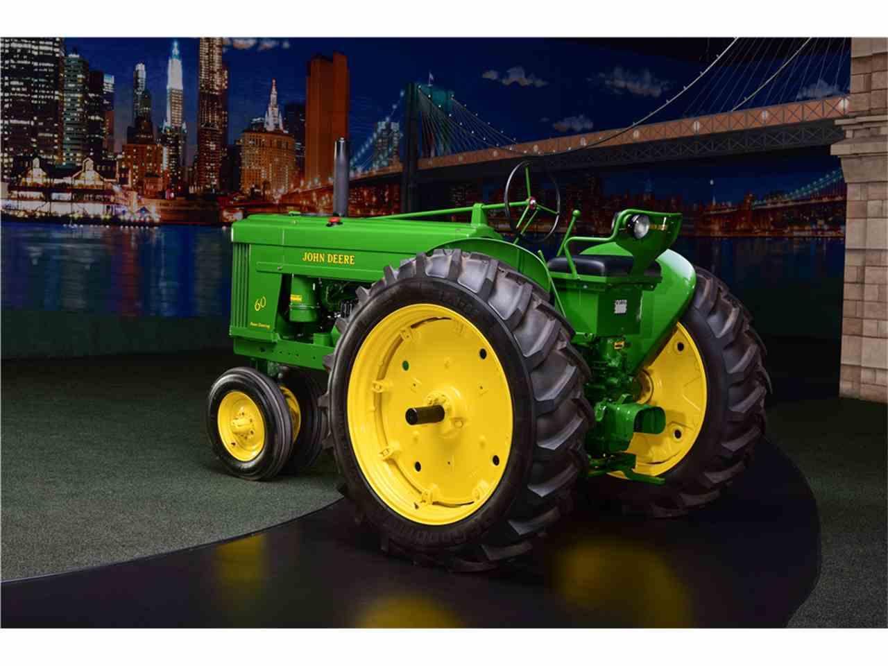 1954 John Deere Tractor for Sale ClassicCars com CC
