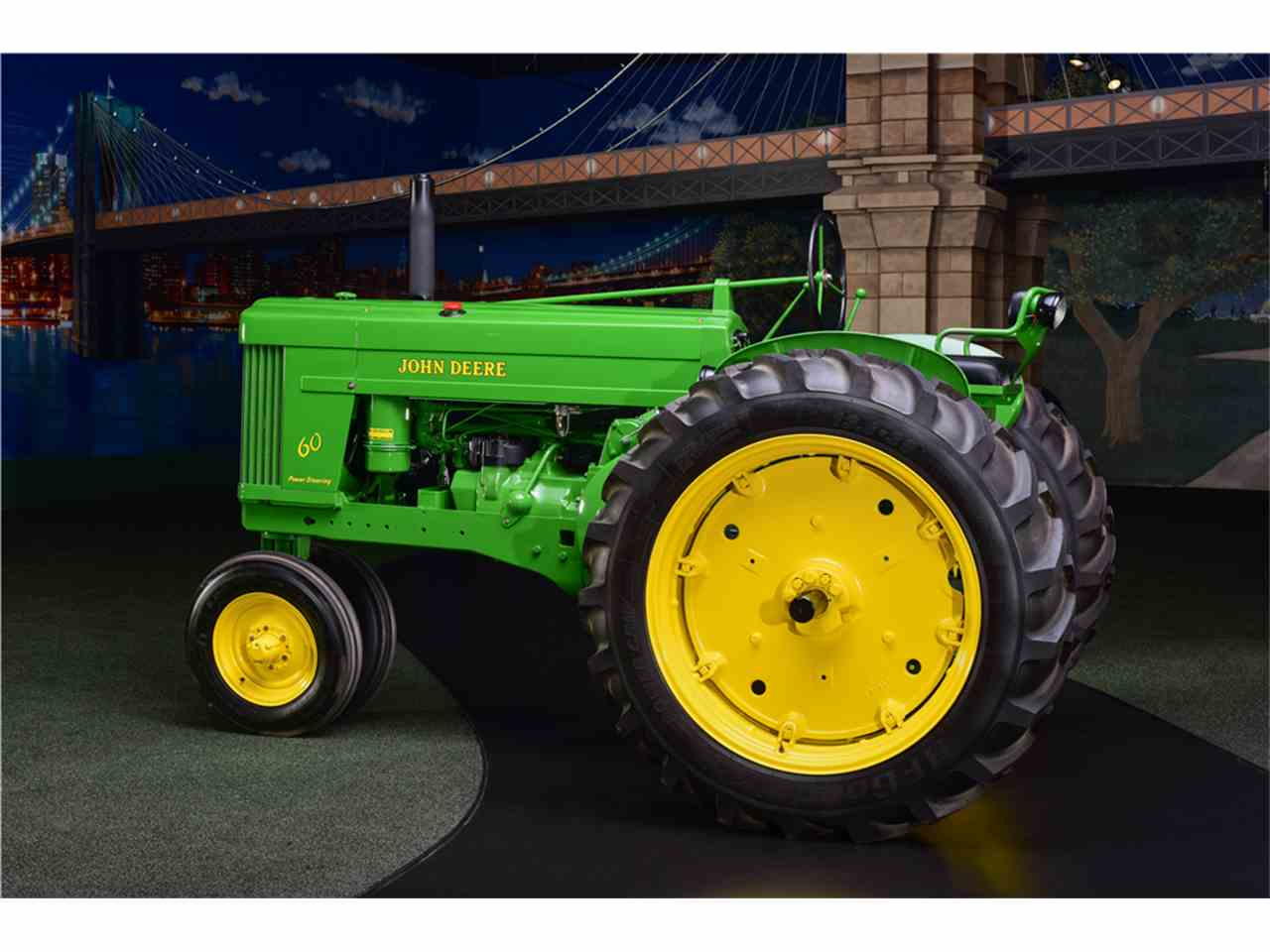 John Deere 60 Fenders : John deere tractor for sale classiccars cc