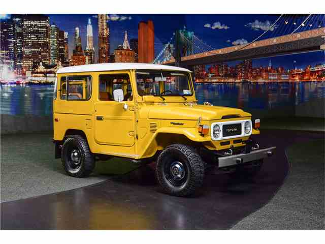 Picture of '80 Land Cruiser FJ - N086