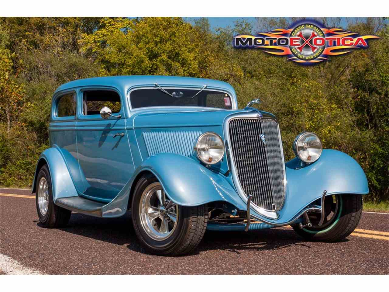 1934 Ford Street Rod for Sale | ClassicCars.com | CC-1070034