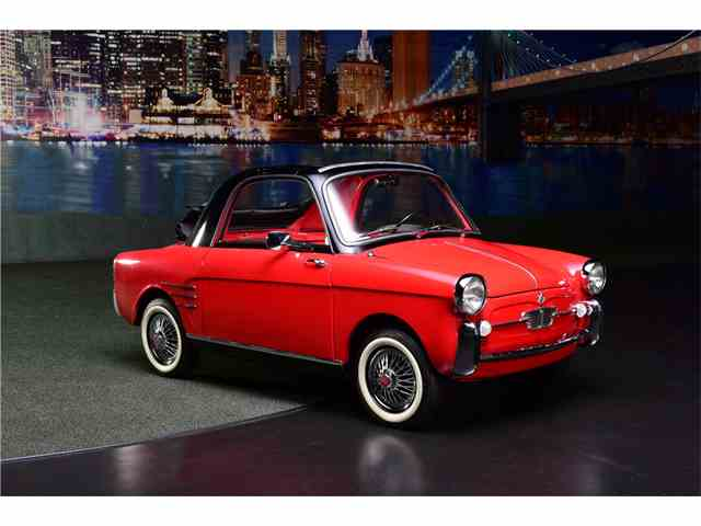 Picture of '59 Autobianchi Panoramica - N08R